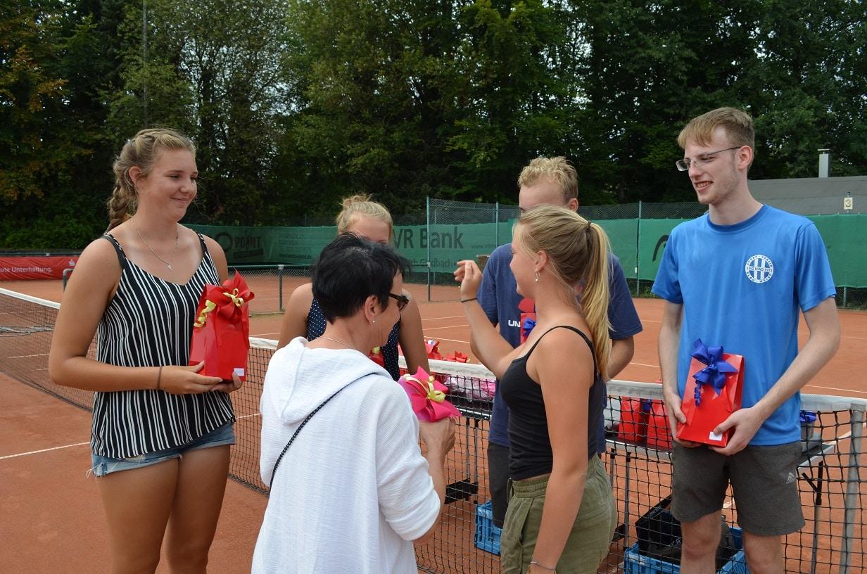 2018 LK-Turnier Tennis Hander Open