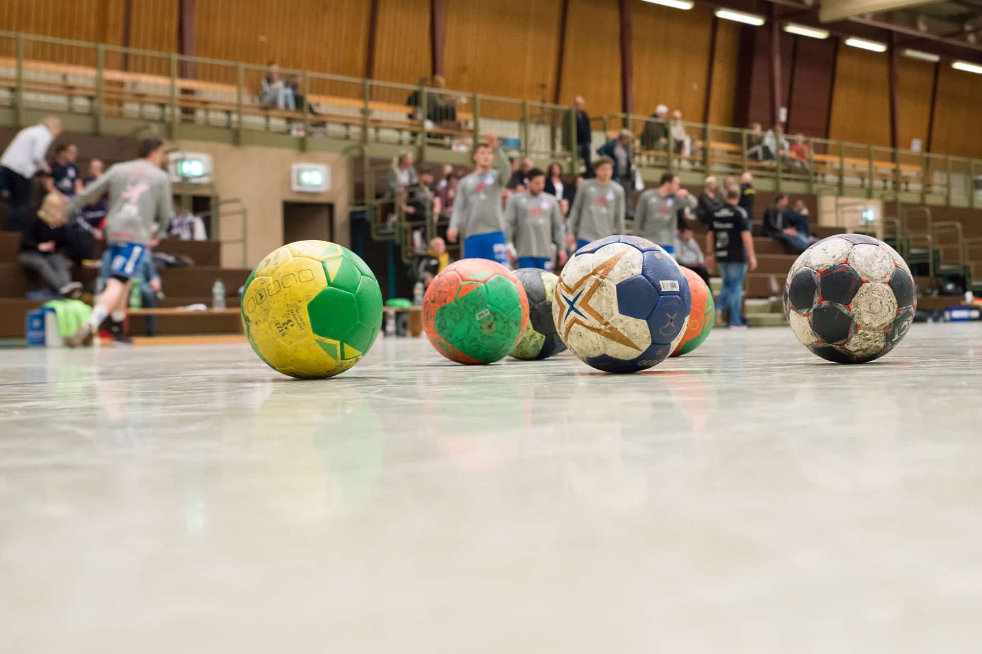 Blau Weiß Hand Sportverein Handball