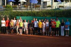 Hander Open Tennis-LK-Turnier Sieger