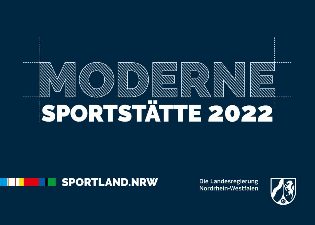 Moderne Sportstätte 2022