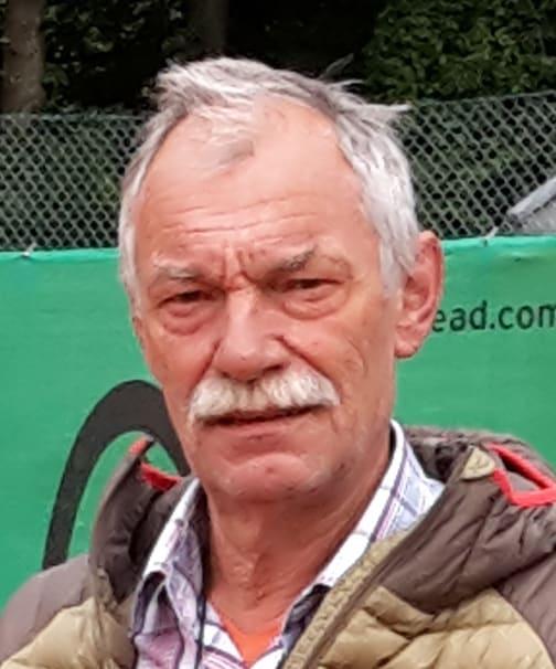 Schreiber Emil Platzwart Tennis 1