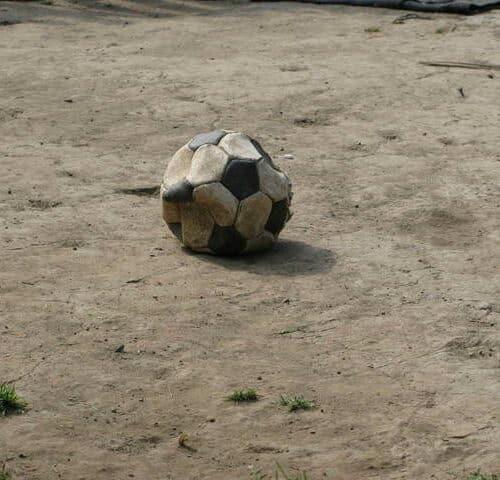 Kaputter Ball