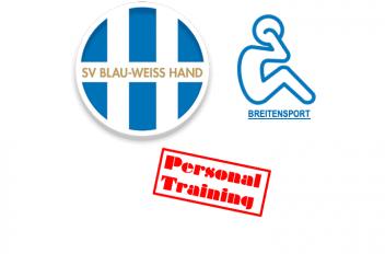 Personal Training, Homepage, 05.05.2021