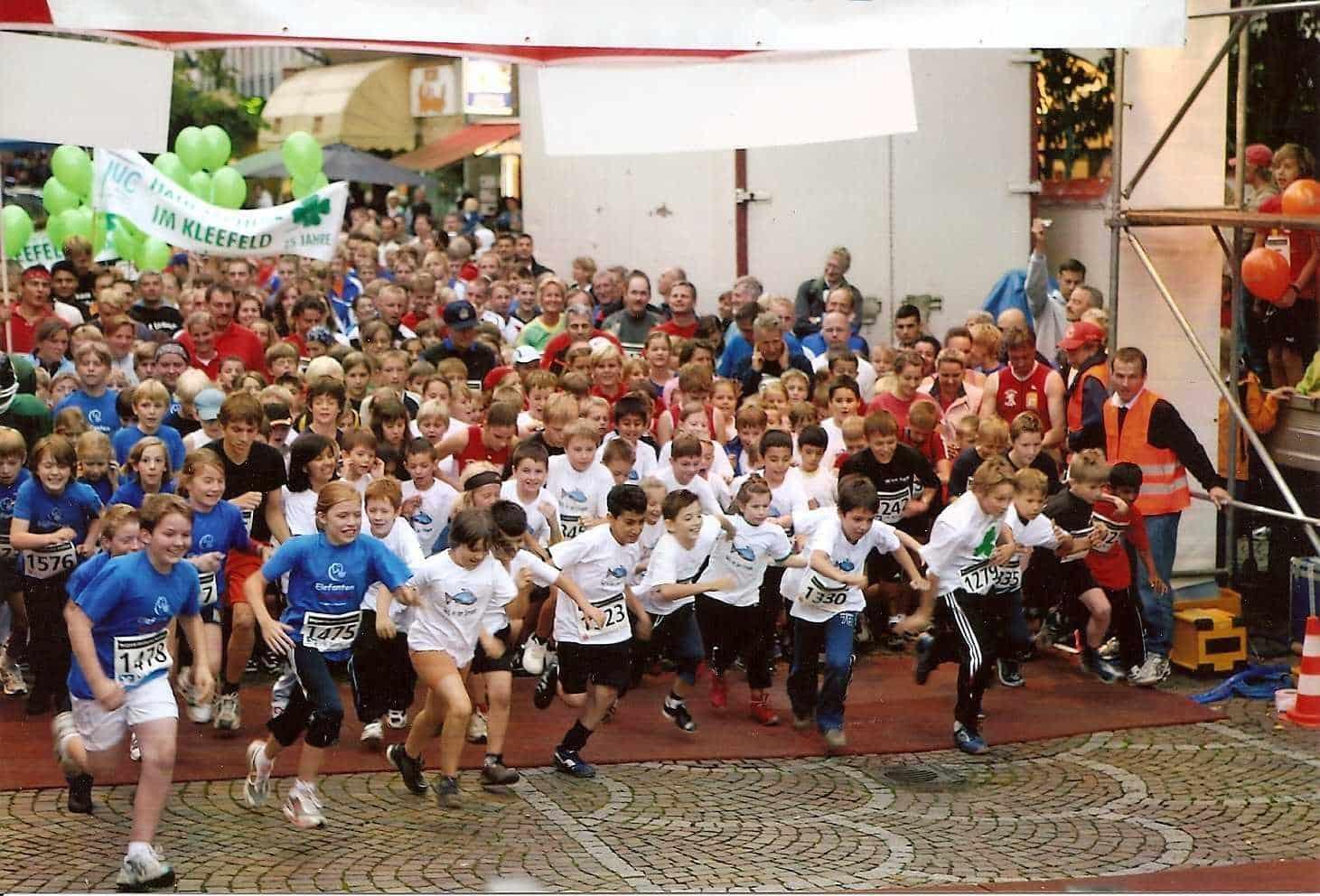 Blau Weiß Hand Sportverein Laufen
