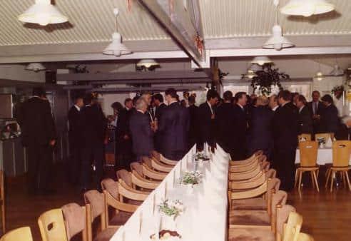 1987 verleihung gäste