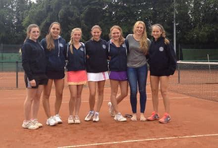 Juniorinnen BW-Hand 2014 Aufstieg